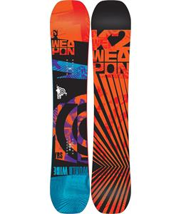 K2 World Wide Weapon Snowboard 157