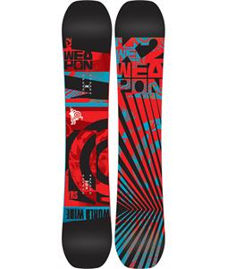 K2 World Wide Weapon Snowboard 147