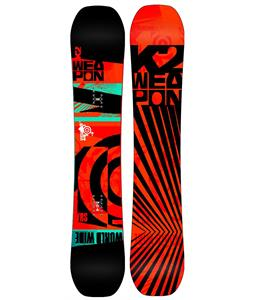 K2 World Wide Weapon Snowboard 151