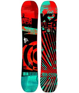 K2 World Wide Weapon Snowboard