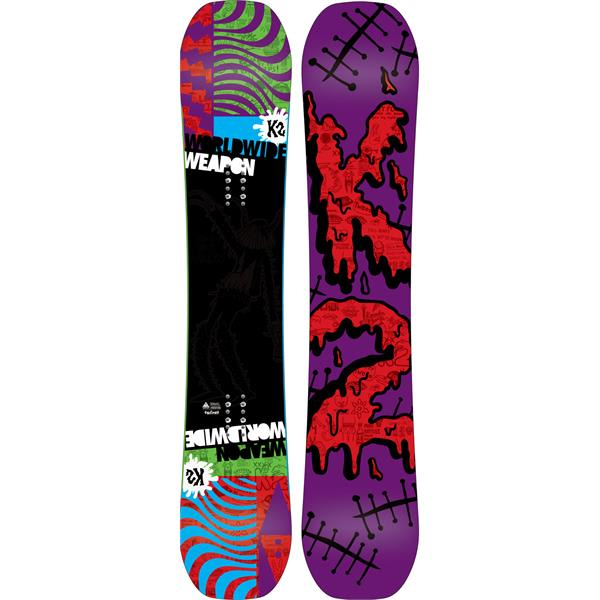 K2 WWW Rocker Wide Snowboard
