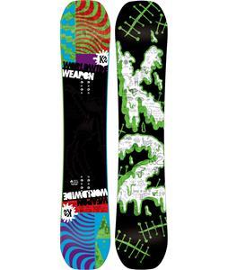 K2 WWW Rocker Snowboard
