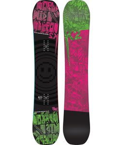 K2 WWW Rocker Snowboard 142