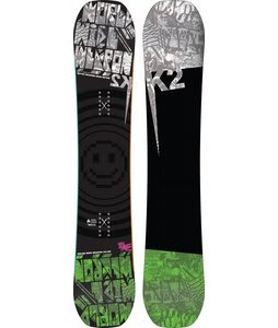 K2 WWW Rocker Wide Snowboard 148