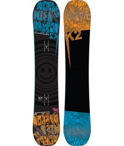 K2 WWW Rocker Snowboard 157