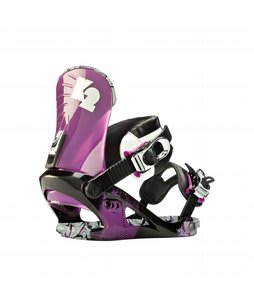 K2 Yea Yeah Snowboard Bindings Black