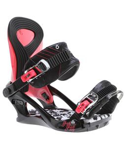 K2 Yeah Yeah Snowboard Bindings Black