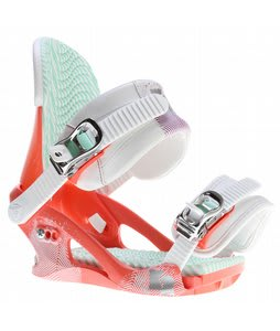 K2 Yeah Yeah Snowboard Bindings Juicy Pink