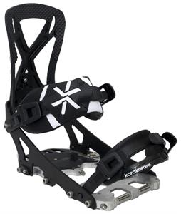 Karakoram Split30 Splitboard Bindings Black