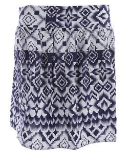 Kavu Cedar Skirt Aztec Blue