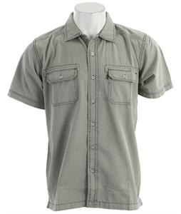 Kavu Weston Shirt Sage