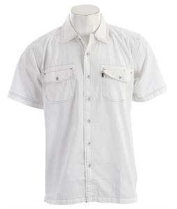 Kavu Weston Shirt White