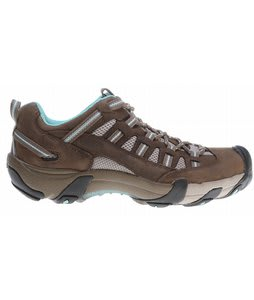 Keen Alamosa Hiking Shoes Shitake/Aruba Blue