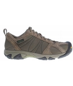 Keen Ambler Mesh Hiking Shoes Stone Grey/Bronze Green