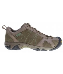 Keen Ambler Hiking Shoes Chocolate Chip/Jade Green