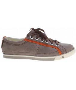 Keen Arcata Leather Shoes Slate Black/Bombay Brown