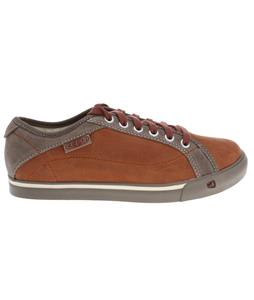 Keen Arcata Leather Shoes Madder Brown/Brindle