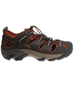 Keen Arroyo II Hiking Shoes Black Olive/Bombay Brown