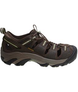 Keen Arroyo II Hiking Shoes Chocolate Chip/Sap Green