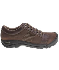 Keen Austin Shoes Chocolate Brown