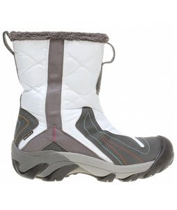 Keen Betty Boots White/Gargoyle