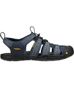 Keen Clearwater CNX Sandals Midnight Navy/Gargoyle