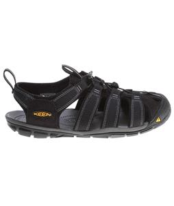 Keen Clearwater CNX Sandals Black/Gargoyle