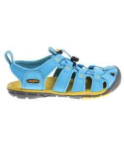 Keen Clearwater CNX Sandals Norse Blue/Super Lemon