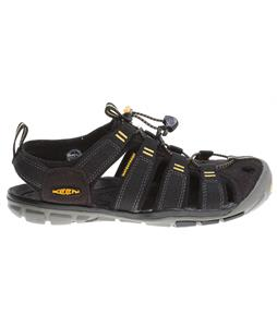 Keen Clearwater CNX Sandals Black/Yellow