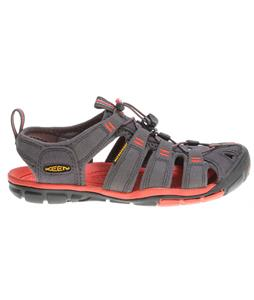Keen Clearwater CNX Sandals Magnet/Hot Coral