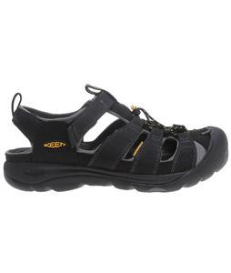 Keen Commuter III Bike Sandals Black/Yellow