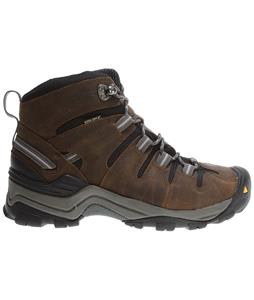 Keen Gypsum Mid Hiking Boots Dark Earth/Neutral Gray