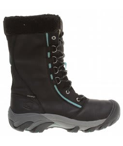 Keen Hoodoo High Boots Black/Deep Sea