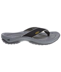 Keen Kona Flip Sandals Black/Navy/Gray