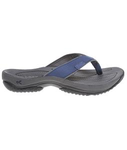Keen Kona Flip Sandals Ensign Blue/Gargoyle