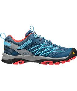 Keen Marshall Hiking Shoes Indian Teal/Blue Grotto