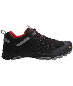 Keen Marshall Hiking Shoes Black/Mars Red