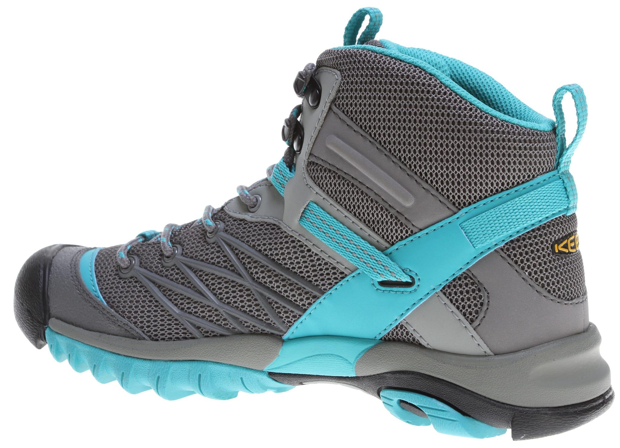Beautiful Keen Voyageur Womenu0026#39;s Mid Hiking Boots Brindle Custard - Family Footwear Center