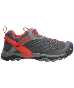 Keen Marshall Hiking Shoes Gargoyle/Hot Coral
