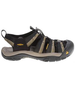 Keen Newport H2 Sandals Black/Stone Gray
