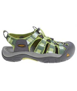 Keen Newport H2 Water Shoes Bright Chartreuse/Garden Green