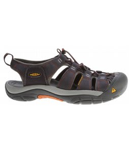 Keen Newport H2 Water Shoes India Ink/Rust