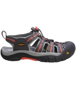 Keen Newport H2 Sandals Magnet/Hot Coral