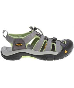 Keen Newport H2 Sandals Gargoyle/Sap Green