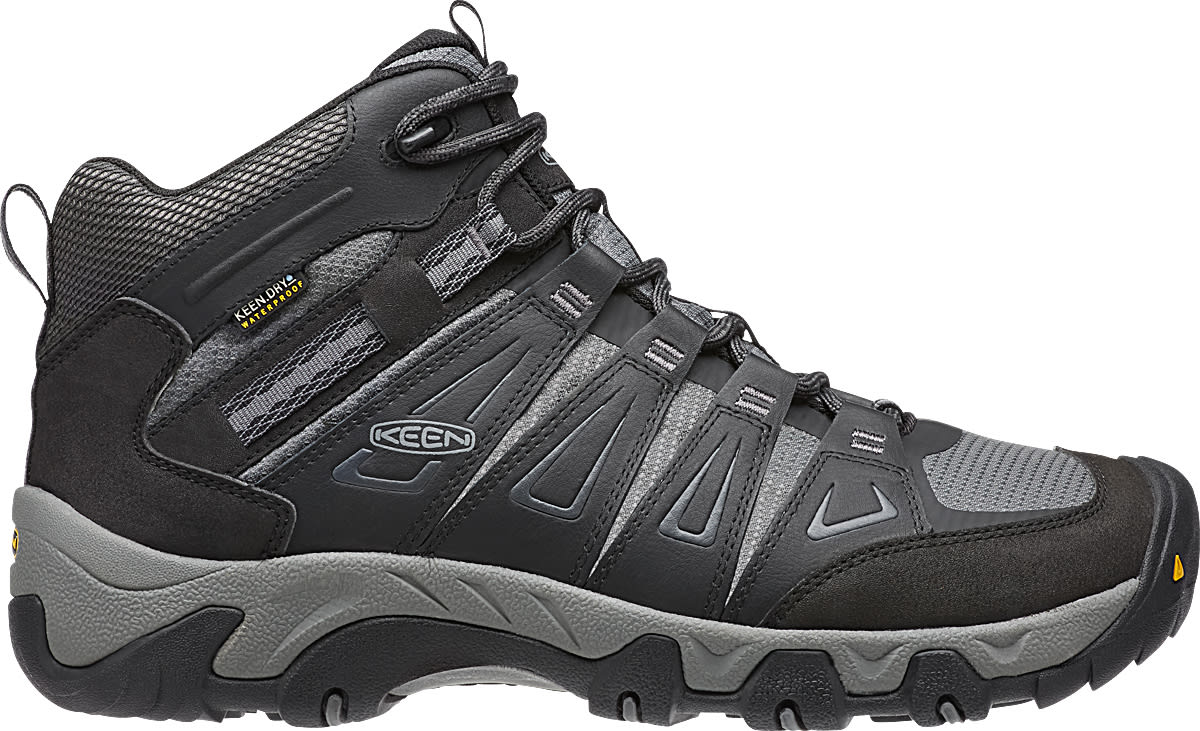 On Sale Keen Oakridge Mid Wp Hiking Boots Up To 40 Off