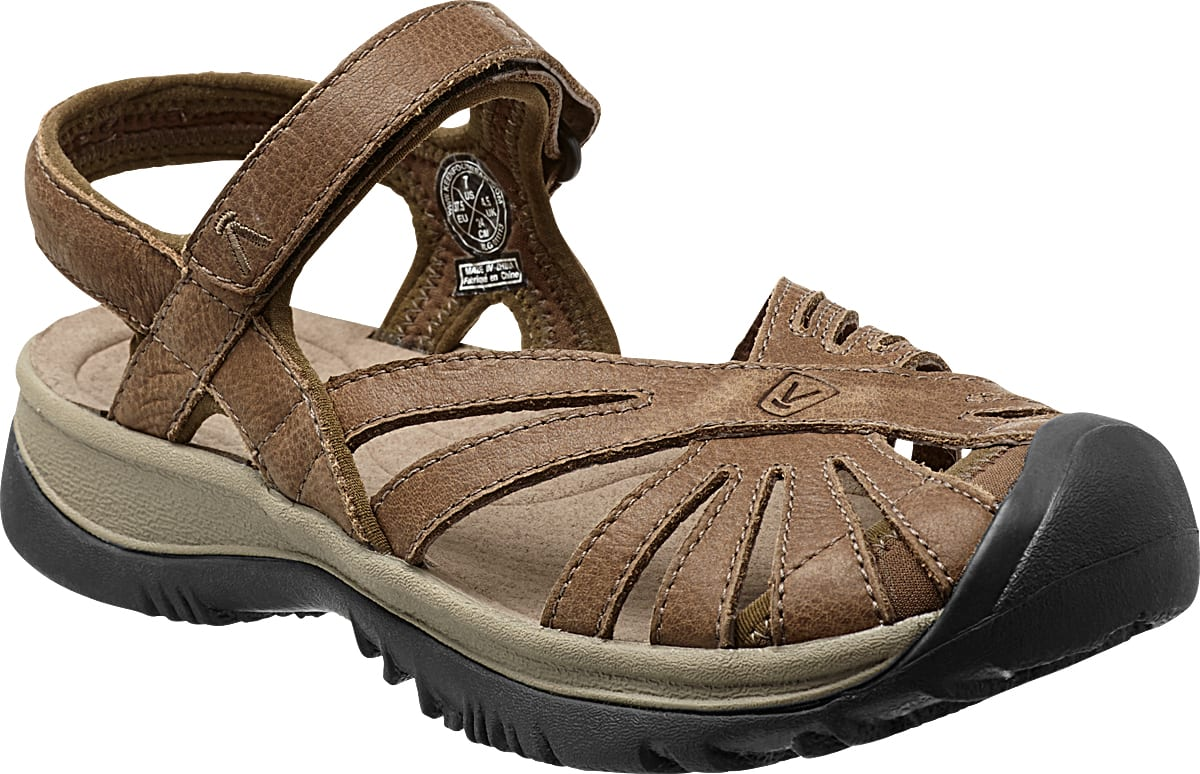 Keen Rose Leather Sandals Womens