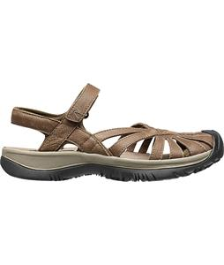 Keen Rose Leather Sandals Dark Earth/Brindle