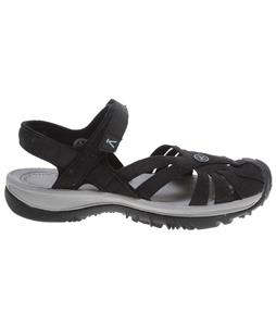 Keen Rose Sandals Black/Neutral Gray