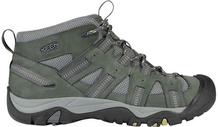 Shop for Keen Siskiyou Mid Hiking Shoes Dark Shadow/Gargoyle - Men's