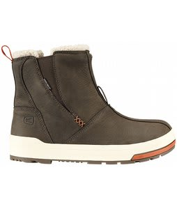 Keen Snowmass Mid Boots Slate Black/Rust